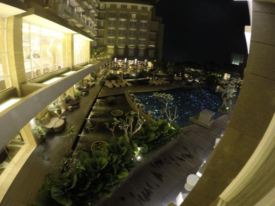 deluxe view in a deluxe room picture of grand mercure bandung rh tripadvisor co za