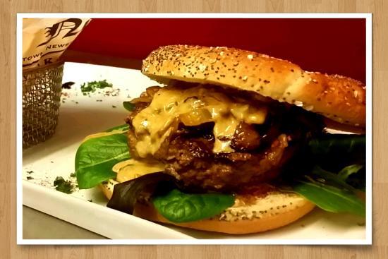 Campanile Orange : Burger