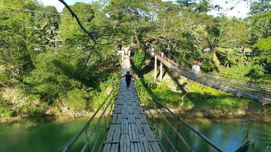 Sevilla Hanging bridge