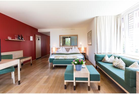 Romantik Hotel GMACHL: Junior Suite Perling