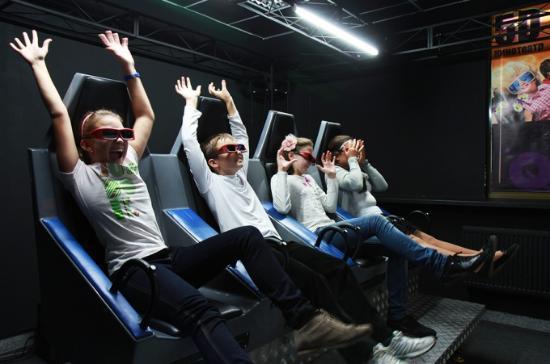Fly 5d Kino