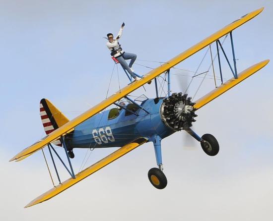Aerobatic Tactics