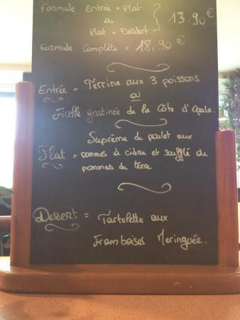 Campagne, فرنسا: Très bon