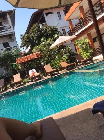 Grand Thai House Resort: belle piscine