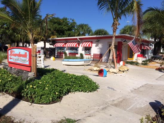 the boardwalk italian ice creamery boynton beach restaurant rh tripadvisor co nz