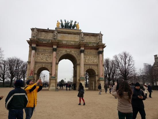 ปารีส, ฝรั่งเศส: with ARCADIA TRAVEL - TIRGU MURES,ROMANIA