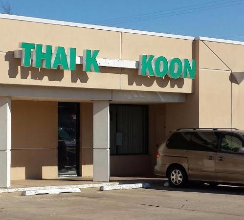 Thai kumkoon restaurant norman restaurant reviews for Asian cuisine norman ok
