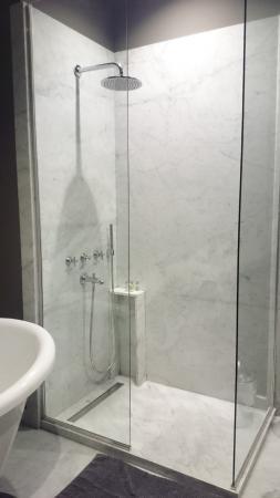 extrem schönes Bad, vor allem die Dusche - Has Han Galata ... | {Bad dusche 15}