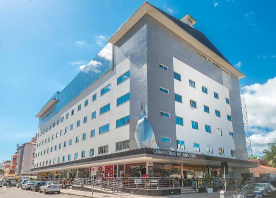 Hotel Canasvieiras Internacional - Florianópolis