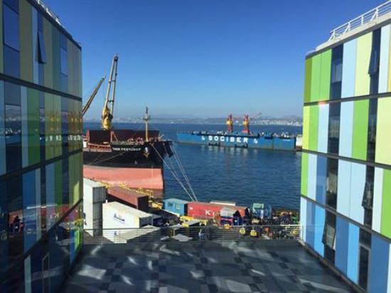 Foto propia photo de ibis valparaiso valparaiso for Hotel ibis valparaiso