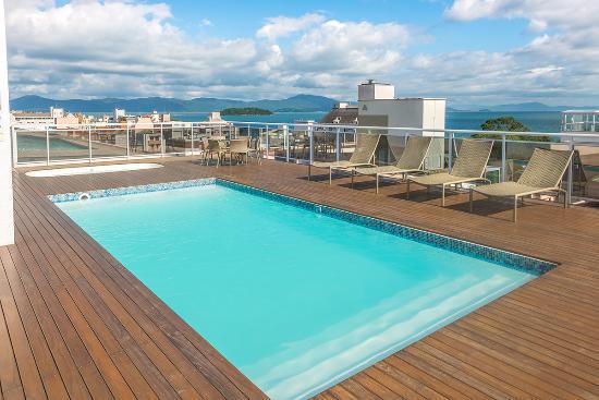 Hotel Canasvieiras Internacional - Florianopolis: Piscina