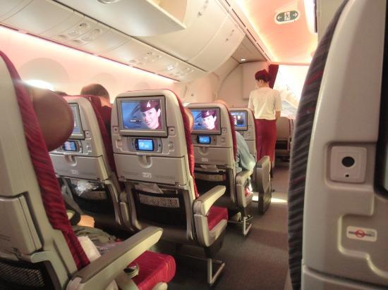 Zdjęcie Qatar Airways