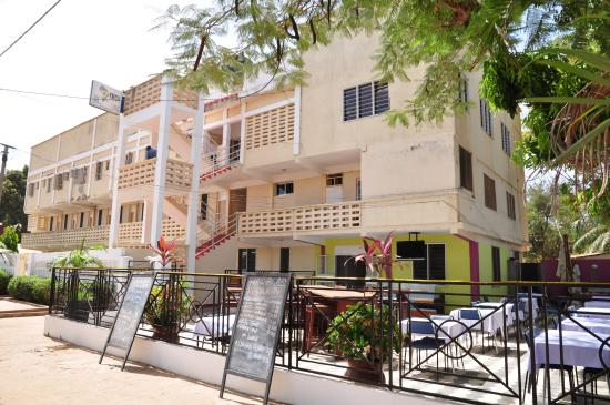 The Gambia YMCA Hostel