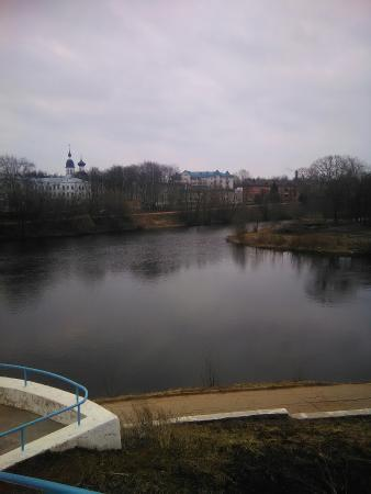Velikiye Luki, รัสเซีย: Обелиск 800-летия города Великие Луки