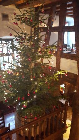 Tengen, เยอรมนี: Decoração de Natal
