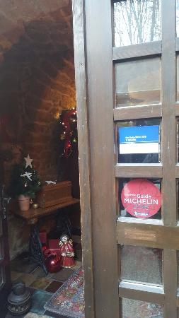 Tengen, เยอรมนี: Entrada do restaurante