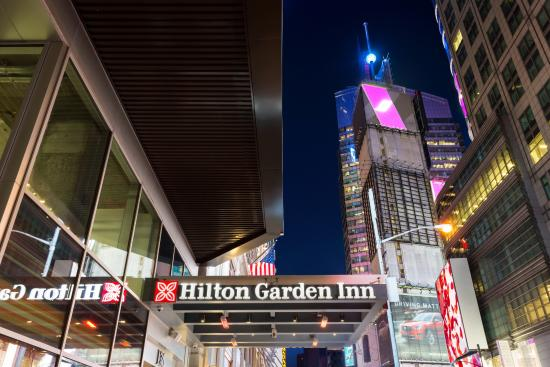 walking distance to times square review of hilton garden inn new rh tripadvisor co uk