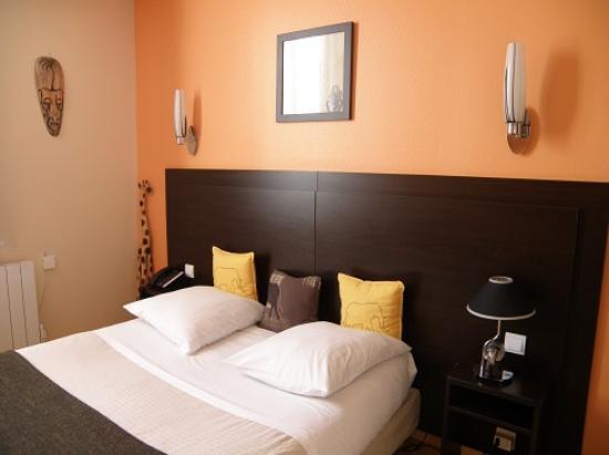 Aquitain Hotel : chambre double supérieure