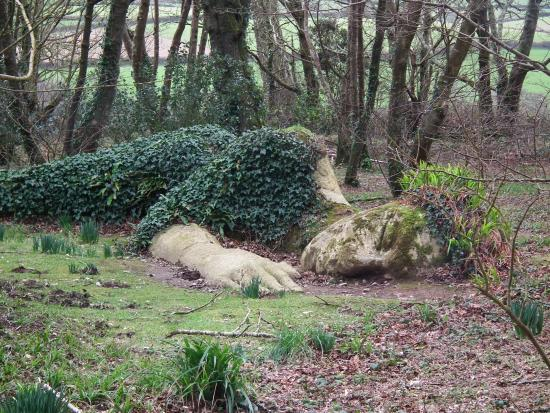 The Lost Gardens Of Heligan Famous Art