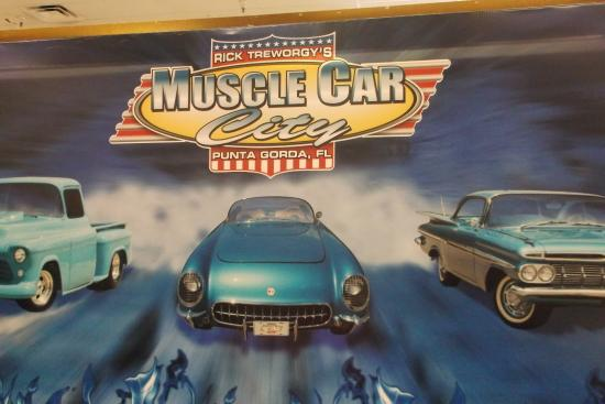 Muscle Car City Punta Gorda Fl Picture Of Muscle Car City Museum