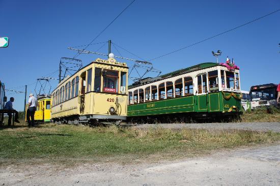 Tramway Touristique de la Vallée de la Deule