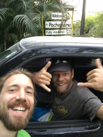 Pachamama Tropical Garden Lodge: Pura Vida Pachamama