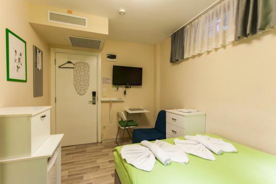 Siper Apartments : Basement Budget Room