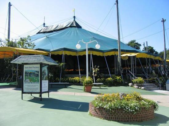 Cohasset, MA: SSMC Tent