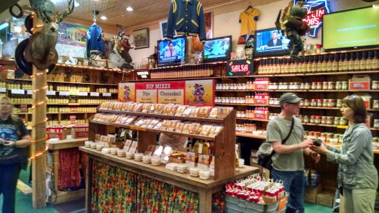 Rustlin' Rob's Texas Gourmet Foods