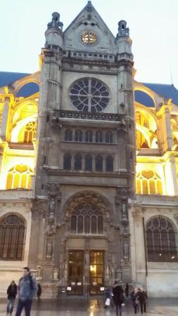 París, Francia: Saint-Eustache