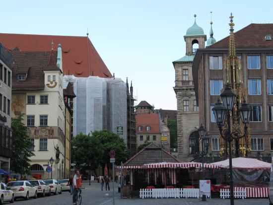 Hotel am Schonen Brunnen : Nuremberg, Germany