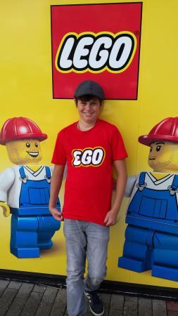 kort over Legoland fitness verden HERLEV stort