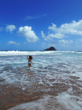 Пайя, Гавайи: Beach at Hana