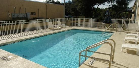 Ramada Zephyrhills : Hotel Pool