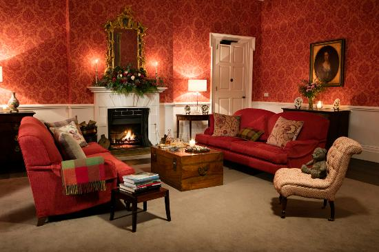 Belle Isle Castle and Cottages: Drawing Room-Abercorn Wing