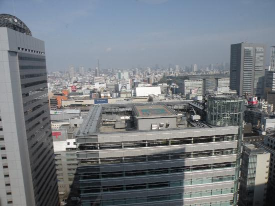 vista dal 36o piano - Picture of Keio Plaza Hotel Tokyo, Nishishinjuku -  TripAdvisor