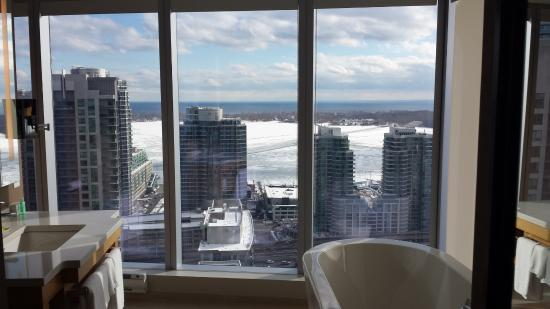 view from the 31 floor picture of delta hotels by marriott toronto rh tripadvisor ca