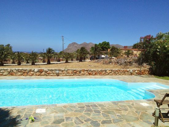 Chorafakia, Grecia: The pool