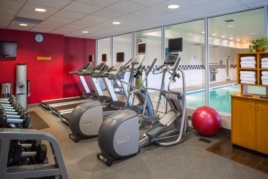 Hilton Garden Inn Richmond Innsbrook : Fitness Center