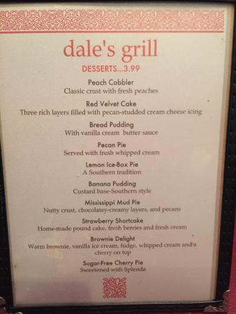 Dale's Southern Grill