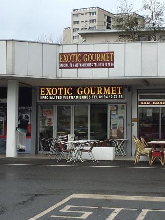 Exotic Gourmet