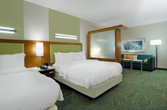 suite two queen beds picture of springhill suites houston i 10 rh tripadvisor com