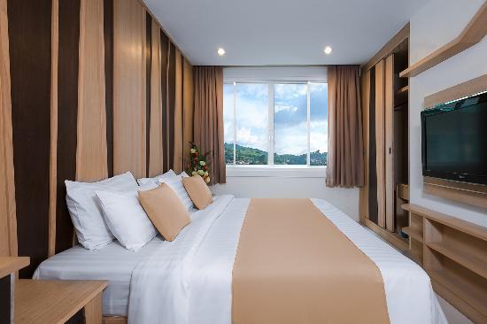 The Allano Phuket Hotel: Guest Room