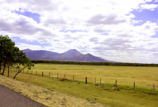 Chinandega Department, Nicaragua: If you are travelling from Honduras into Nicaragua by land, you will discover this volcano