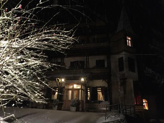 Hotel Salegg: Atmosfere affascinanti