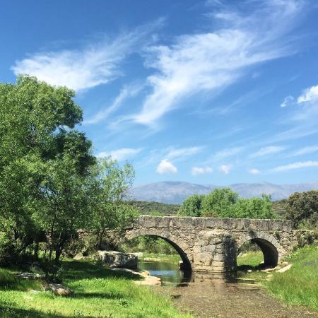 Navamorcuende, España: entorno