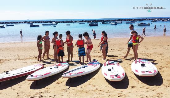 Tenerife Paddleboard