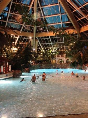 Sub tropical swimming paradise picture of center parcs - Elveden forest centre parcs swimming pool ...