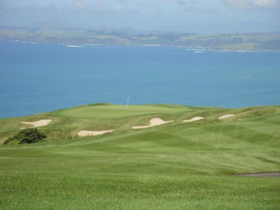 Golf Vacations New Zealand