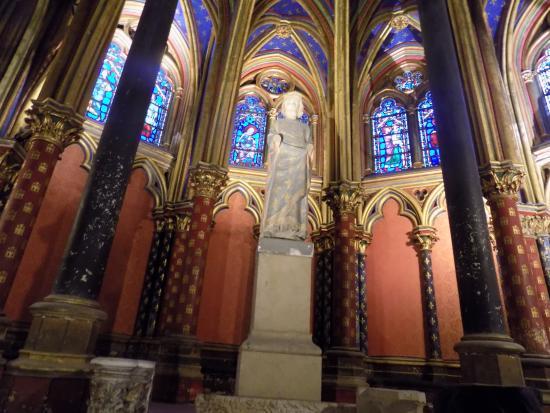 Paris, Frankreich: le Roi Saint Louis